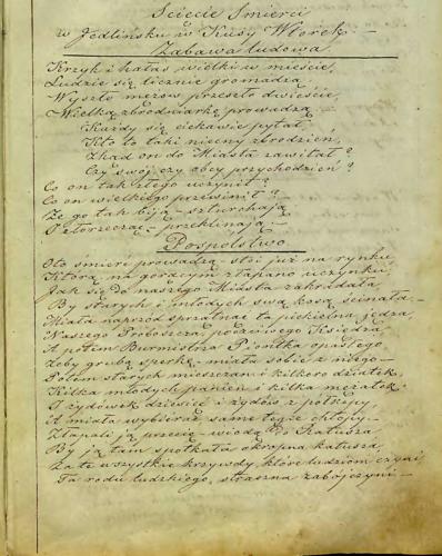 Kronika Jana Kloczkowskiego - str. 35