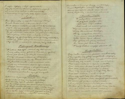 Kronika Jana Kloczkowskiego - str. 33-34
