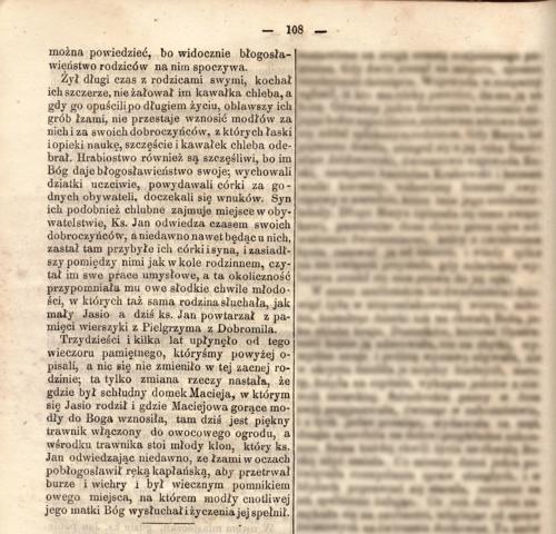 Czytelnia Niedzielna 1859